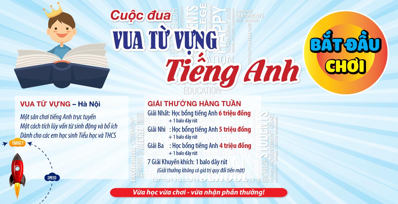 Vua từ vựng Hà Nội