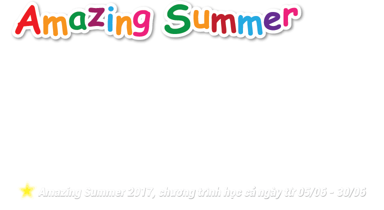 amazing summer la gi