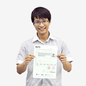 Lương Khánh Sơn - IELTS 8.0